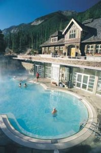 bnp hot springs 199x300  Banff National Park: Visitor Information
