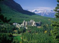 Hotels and Accommodations Feature: The Fairmont Banff Springs