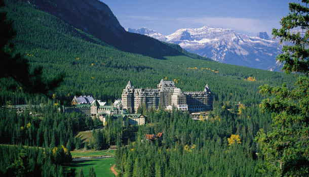 Banff Alberta S Most Luxurious Hotel Fairmont Springs