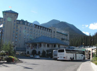 Where Did You Stay When You Were in Banff Lake Louise?