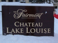 Winter Wedding Wonderland in Fairmont Chateau Lake Louise