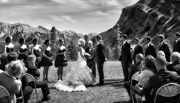 Make Your Fairytale Wedding A Reality In Banff Banff National Park
