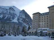 Check In at Lake Louise's Fairmont Chateau