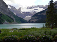 The Solemn Beauty of Lake Louise